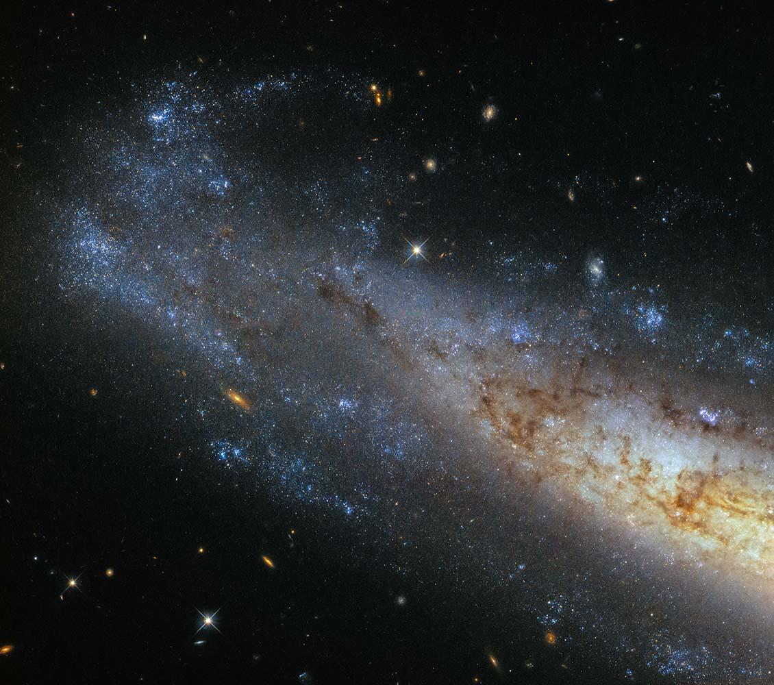 Un voyage de 50 millions d'années-lumière!! 😍