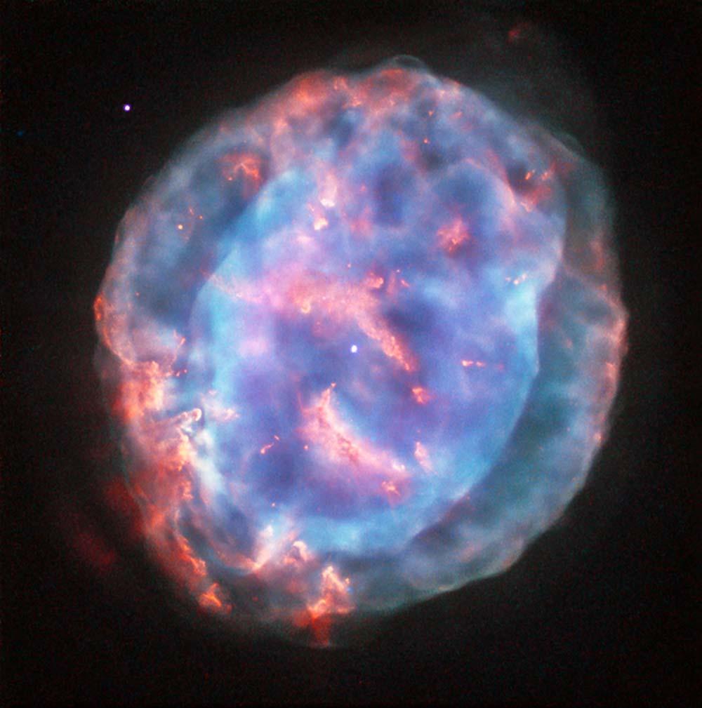 La nébuleuse Petite Gem, un joyau qui brille de mille feux